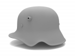 Шлем Stahlhelm M18 Ear Cutout