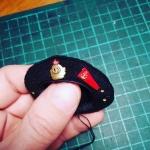 Берет офицерский морская пехота СССР