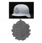 Кокарда венгерская на шлем